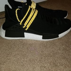 Adidas Human Race NMD Black Size 12